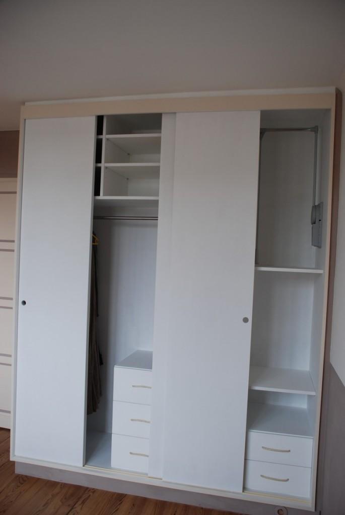 Agencement d une chambre le bois de vos envies - Agencement chambre ...